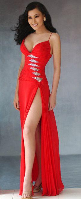 Carlene Aguilar - Miss World 2005 Semifinalist