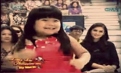 Pia in Eat Bulaga Photo Credits: Sash Factor