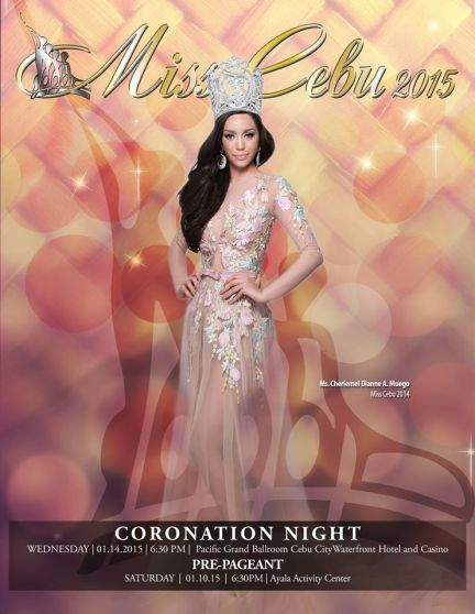 Photo Credits: Miss Cebu Official Facebook Page